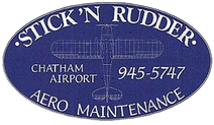 Stick'n Rudder Sight Seeing tours logo