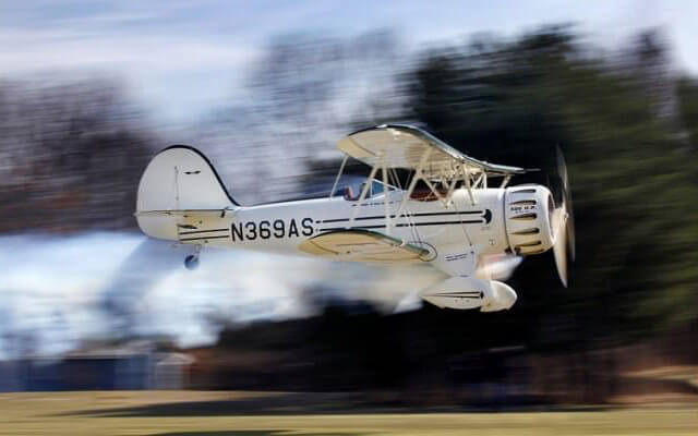 biplane tour of cape cod